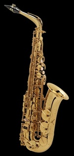 Selmer Super Action 80 Series II E-flat Alto Saxophone Gold Lacquer Engraved (GG) อัลโต แซกโซโฟน เซลเมอร์