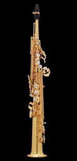 Selmer Super Action 80 Series II B-flat Soprano Saxophone Gold Lacquer Engraved (GG) โซปราโน แซกโซโฟน เซลเมอร์