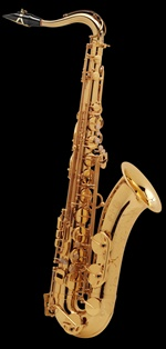 Selmer Super Action 80 Series II B-flat Tenor Saxophone Gold Lacquer Engraved (GG) เทเนอร์ แซกโซโฟน เซลเมอร์