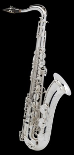 Selmer Super Action 80 Series II B-flat Tenor Saxophone Silver Plated Engraved (AG) เทเนอร์ แซกโซโฟน เซลเมอร์